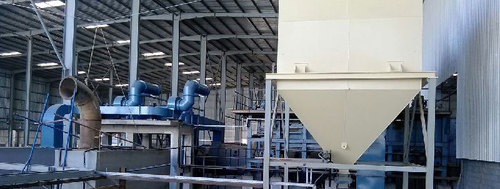 SSP ( Single Super Phosphate ) Plant