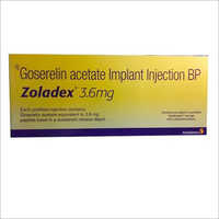 3.6mg Goserelin Acetate Implant Injection BP