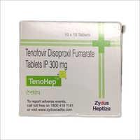 300 mg Tenofovir Disoproxil Fumarate Tablets IP
