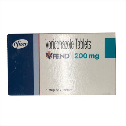 200 mg Voriconazole Tablets