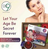 Absolute Age Repair Blueberry & Grape Wine Facial Kit