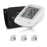 Digital Upper Blood Pressure Monitor Portable Arm Blood pressure meter