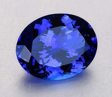 Blue Tanzanite Loose Gemstones