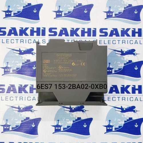 6ES7 153-2BA02-0XB0 SIEMENS S7-300 PLC