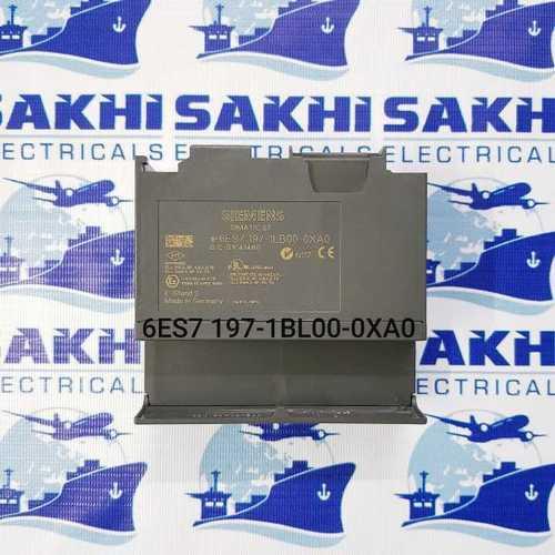 6ES7 197-1BL00-0XA0 SIEMENS S7-300 PLC