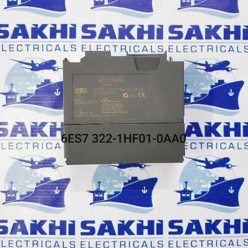 6ES7 322-1HF01-0AA0 SIEMENS S7-300 MODULE