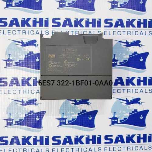 6ES7 322-1BF01-0AA0 SIEMENS S7-300 MODULE