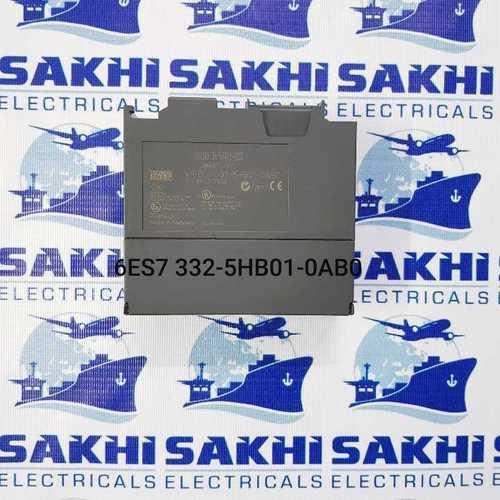 6ES7 332-5HB01-0AB0 SIEMENS S7-300 plc Module