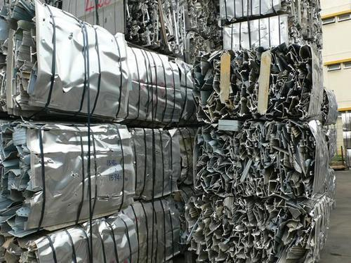 Aluminum Extrusion 6063 Scrap