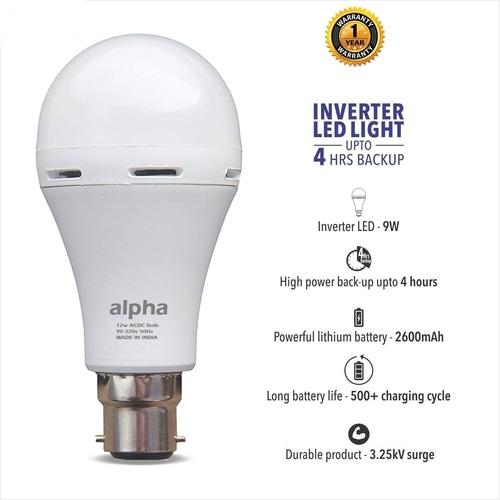 AC DC 9w LED Bulb