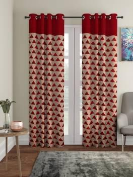 Curtain Fancy Door
