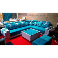 Customized L Shaped Sofa Set