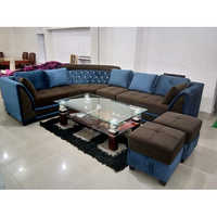 Elegant L Shaped Sofa Set