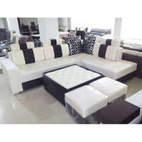 Farm House L Shaped Sofa Set