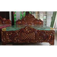 Bihar Timber Antique Bed