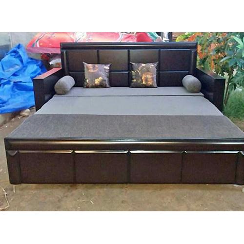 Bihar Timber Sofa Cum Bed