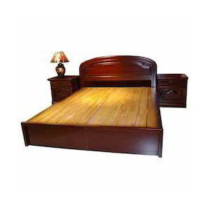 Deewan Bed With Side Table