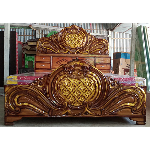 Deewan Box Bed