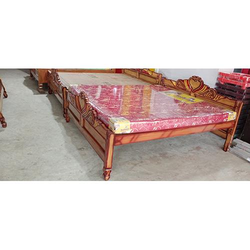 Non Box Double Bed