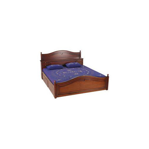 Sheesham Wood Bed