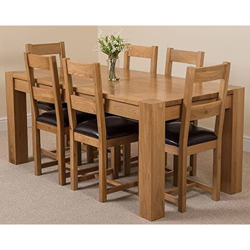 Dining Table With 6 Seater