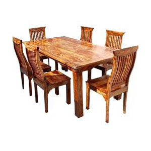 Square Shapped Dining Table