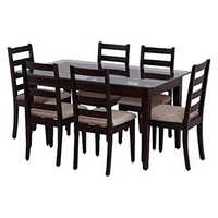 Wooden Hotel Dining Table Set