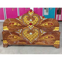 Designer Double Bed Headboard