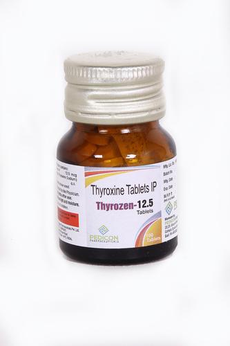 thyroxine 12.5mg