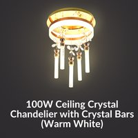 Crystal Ceiling Chandeliers