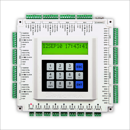 Safety Spectra Access Controller