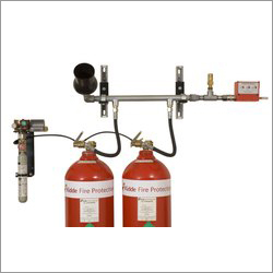 Fire Gas Supression System