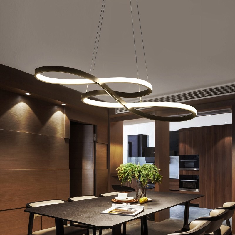 Modern LED Chandeliers