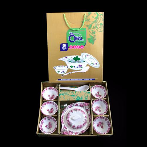 Opal Pudding Set