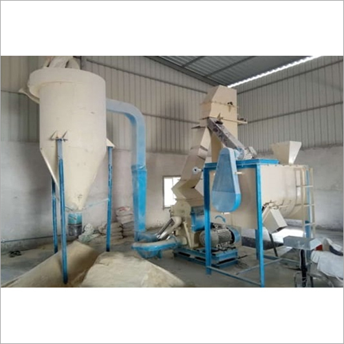 Animal Feed Machine Plant