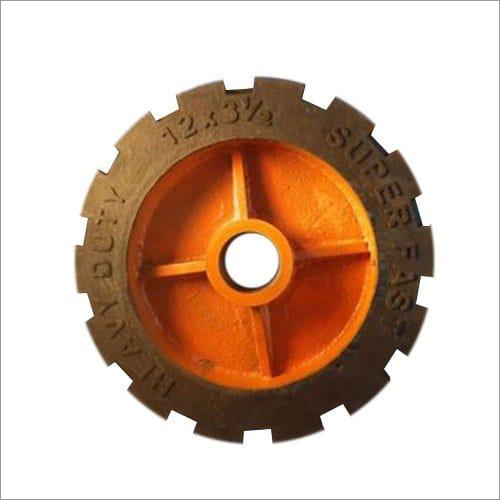 Harrow Rubber  Wheel