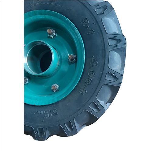 Harrow Tyre Solid Rubber Tyre