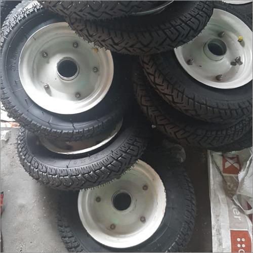 Trolley Rubber Tyre