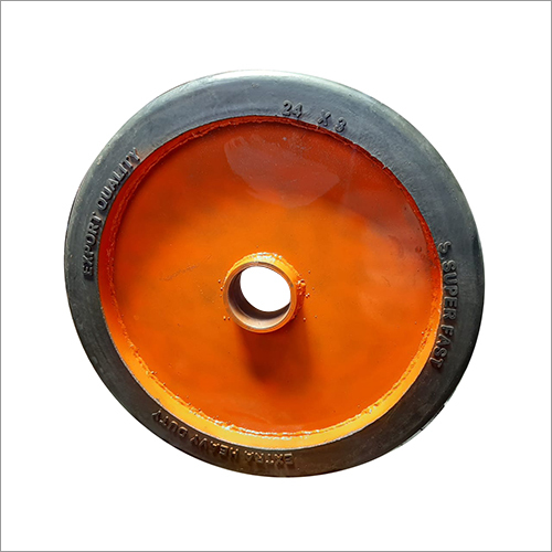 Industrial Trolley Tyre