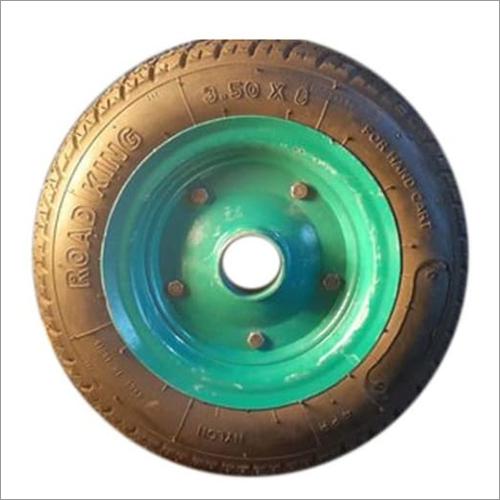 Rubber Wheel Tyre