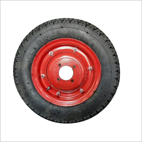 Material Handling Trolley Tyre