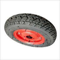 Solid Rubber Trolley Tyre