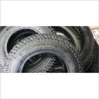 High Gripped Trolley Tyre