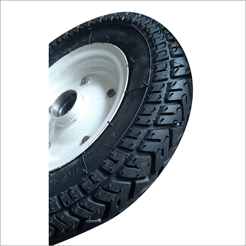 Pneumatic Trolley Tyre