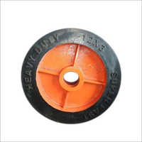 Heavy Duty Rubber Trolley Wheel