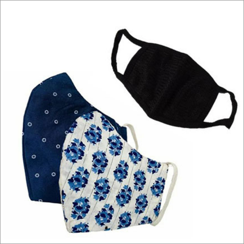 Kids Reusable Printed Face Mask