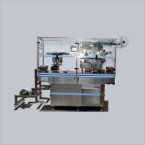 Alu Blister Machine