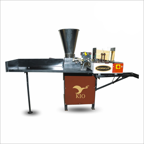 Kio Fully Automatic Borkut Stick Making Machine