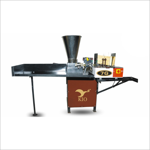 Kio 7g Speed Plc Based Fully Automatic Incense Stick Making Machine
