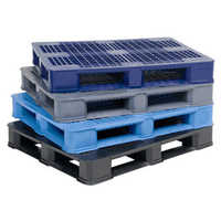 Medium Weight Plastic Pallets